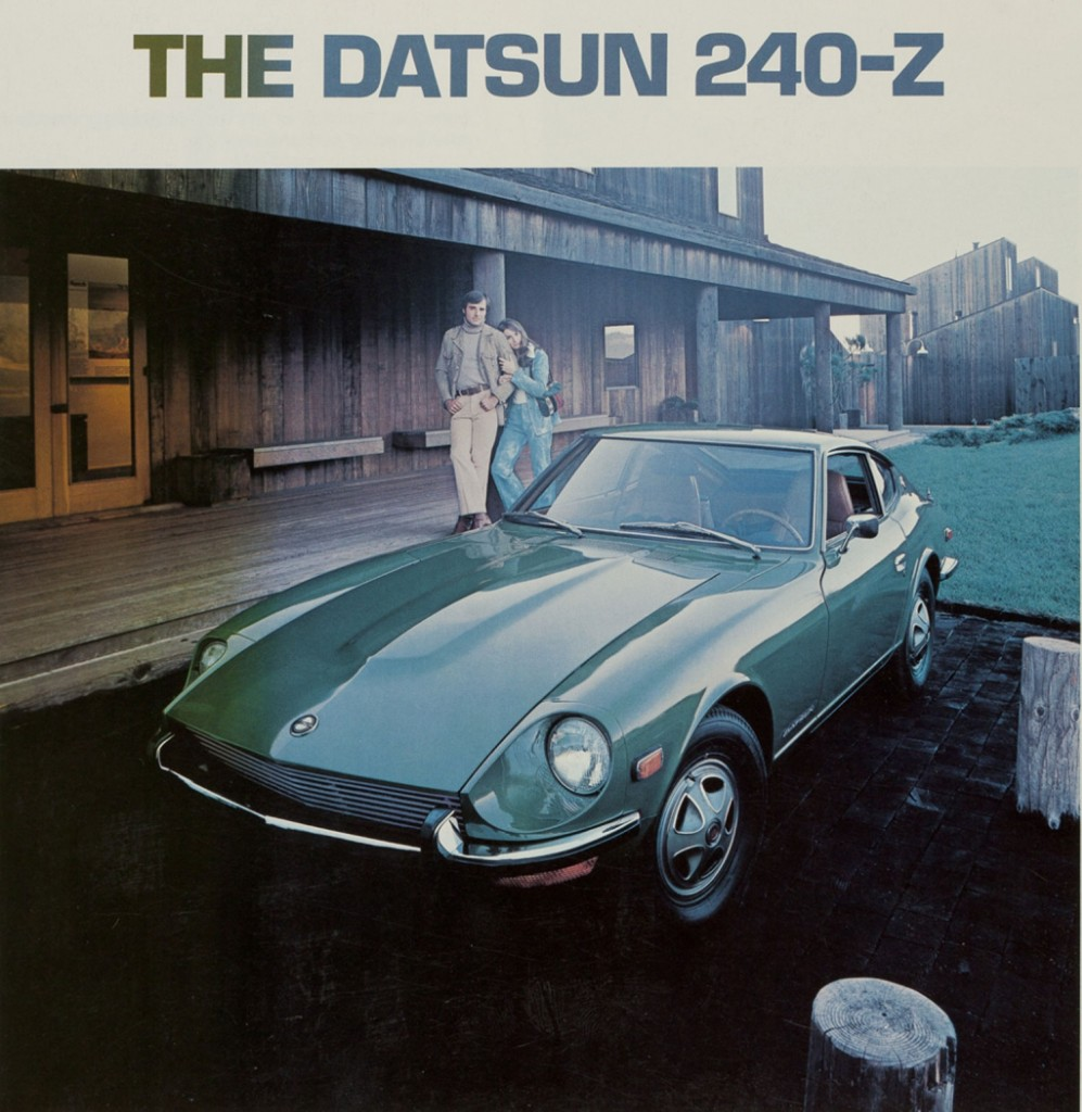 1971-Datsun-240Z-vintage-ad-front-view